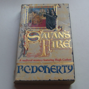 Satan's Fire Peter Doherty Paperback book Ex Birmingham Library